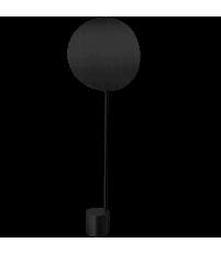 Lampa podłogowa Callas Bolia - czarna, wersja niska