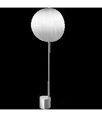 Lampa podłogowa Callas Bolia - stalowa, wersja niska