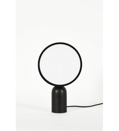 Lampa stojąca Atlas ENOstudio - czarna