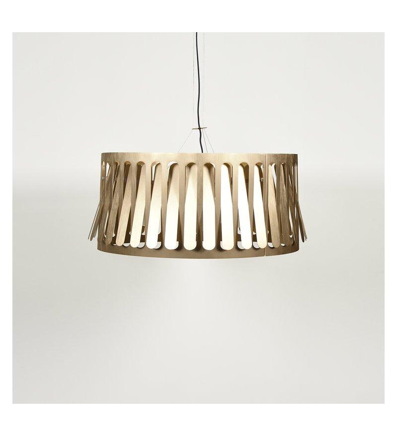 Lampa wisząca Inclinaison Domestique ENostudio - średnica 80 cm