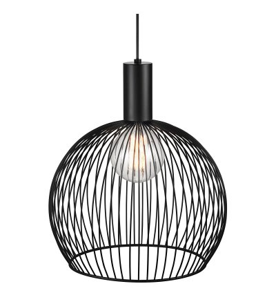 Lampa wisząca Aver 40 Nordlux Design For The People - czarna