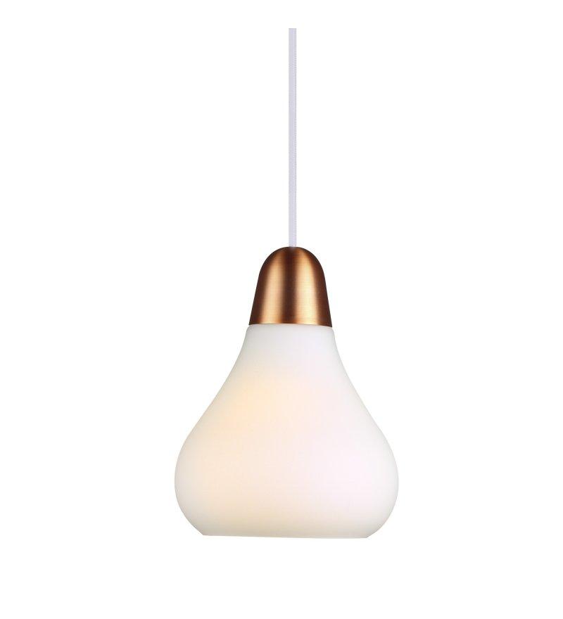 lampy wiszące białę disain