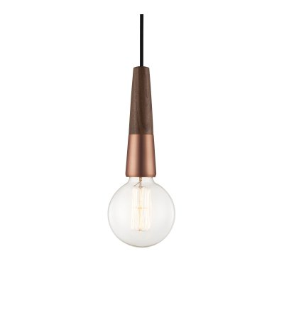 Lampa wisząca Stripped Nordlux Design For The People - miedziana