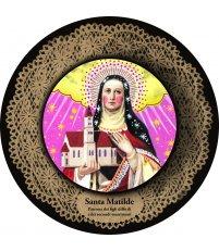 Dekoracja ikona Pop Icon Santa Matilde / św. Matylda SANTHONORE