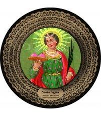 Dekoracja ikona Pop Icon Santa Agata / św. Agata SANTHONORE