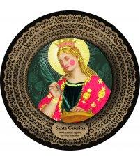 Dekoracja ikona Pop Icon Santa Caterina / św. Katarzyna SANTHONORE