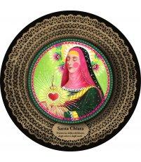 Dekoracja ikona Pop Icon Santa Chiara / św. Klara SANTHONORE