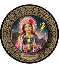 Dekoracja ikona Pop Icon Santa Barbara / św. Barbara SANTHONORE
