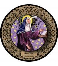 Dekoracja ikona Pop Icon Santa Rita / św. Rita SANTHONORE