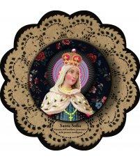 Dekoracja ikona Pop Icon Santa Sofia / św. Zofia SANTHONORE