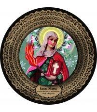 Dekoracja ikona Pop Icon Santa Marta / św. Marta SANTHONORE