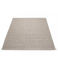 Dywan SVEA Pappelina - mud metallic / mud / 230x320cm