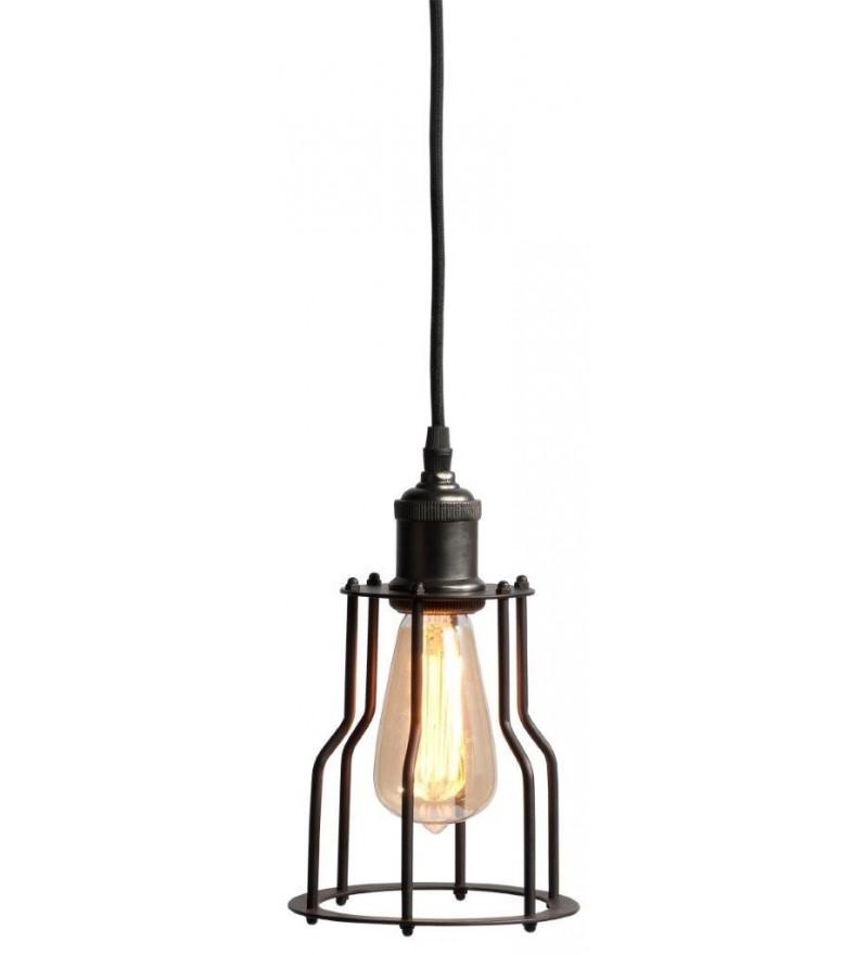 Lampa wisząca RIGA It's about RoMi - z metalowym kloszem