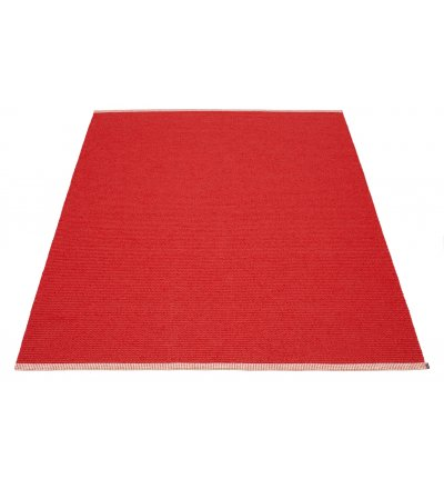 Dywan MONO Pappelina - red / coral red / 230x320cm
