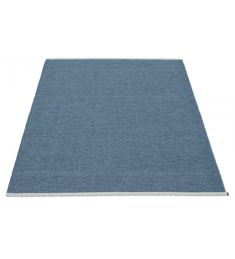 Dywan MONO Pappelina - ocean blue / dove blue / 230x320cm