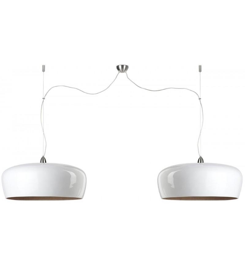 Lampa wisząca HANOI podwójna It's About RoMi - różne kolory