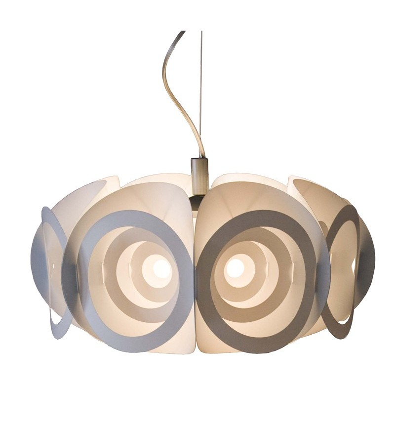 Lampa Submarine W Kafti Design - biała