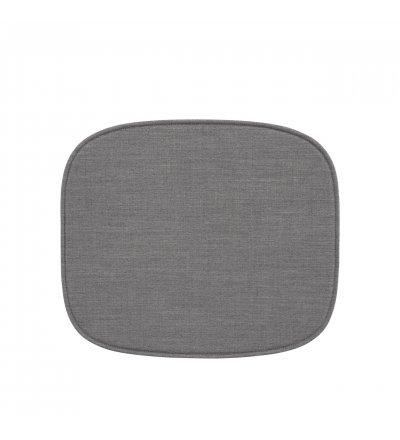Poduszka do krzesła FIBER LOUNGE CHAIR / SEAT PAD MUUTO - tkanina Remix 133
