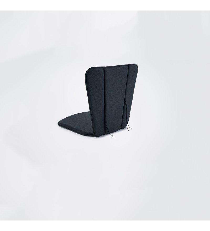 Poduszka na krzesło jadalniane PAON Cushion Dining Chair HOUE - karbonowy szary, na zewnątrz
