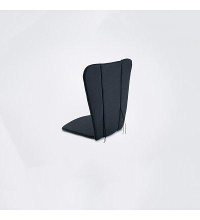 Poduszka na krzesła wypoczynkowe i bujane PAON Cushion Lounge/Rocking Chair HOUE - karbonowy szary, na zewnątrz