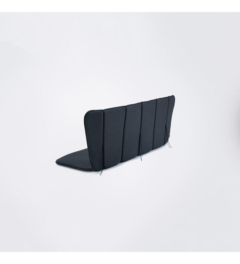 Poduszka na ławkę PAON Cushion Bench Chair HOUE - karbonowy szary, na zewnątrz