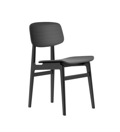 Krzesło NY11 Dining Chair NORR11 - czarne