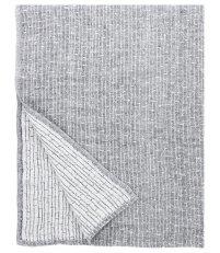 Lniany ręcznik kąpielowy METSÄ Lapuan Kankurit -  70 x 130 cm, szary