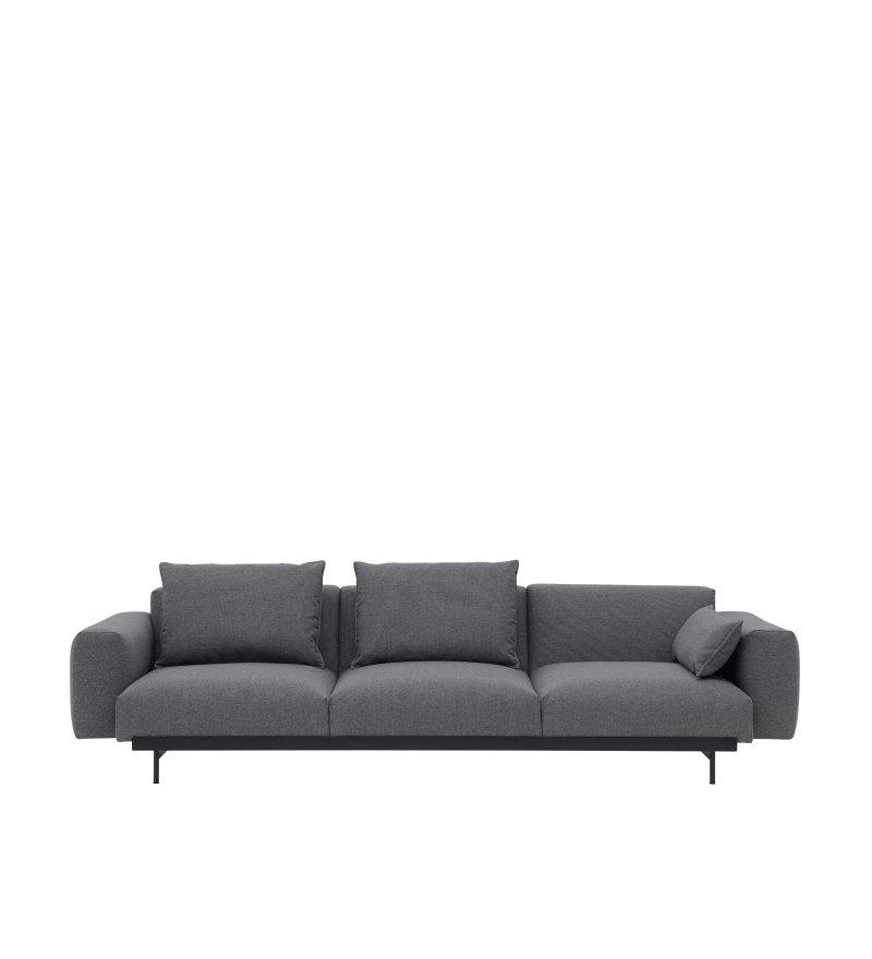 Sofa 3-osobowa IN SITU MUUTO - konfiguracja 1