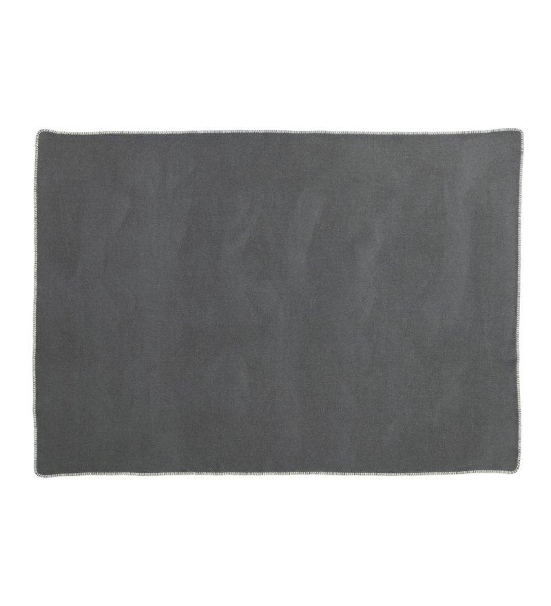 Pled YLVA Pappelina - dark grey / charcoal