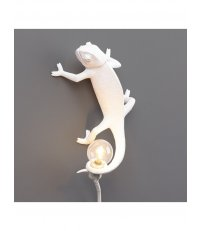 Lampa ścienna / kinkiet Chameleon Going Up Seletti