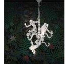 Żyrandol Monkey Seletti - biały, do wnętrza