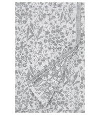 Lniany ręcznik kąpielowy NIITTY Lapuan Kankurit -  95 x 150 cm, szary