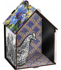 Dekoracyjne pudełko In The Barnyard MIHO