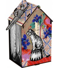 Dekoracyjne pudełko Acrobat MIHO
