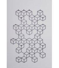 Wieszak STIGA L Polyhedra - różne kolory