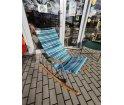 OUTLET Krzesło bujane CLICK Rocking Chair HOUE - multicolor 2, na zewnątrz