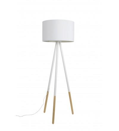 Lampa podłogowa HIGHLAND Zuiver - biała