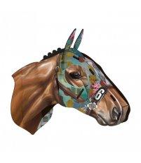 Dekoracja ścienna Koń wyścigowy Silent shadow MIHO