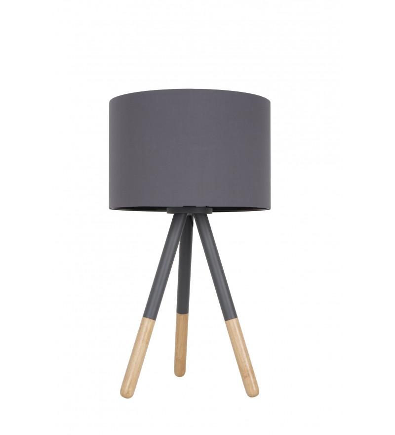 Lampa stołowa HIGHLAND Zuiver - ciemnoszara