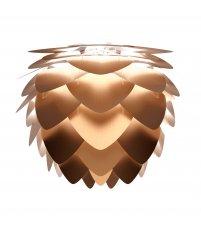 Lampa aluminiowa Aluvia mini brushed bronze UMAGE - brąz