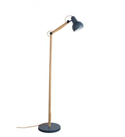 Lampa podłogowa STUDY ciemnoszara Zuiver