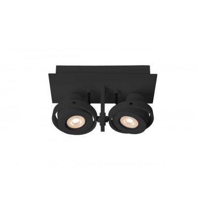 Kinkiet Spotlight LUCI-2 LED czarny Zuiver