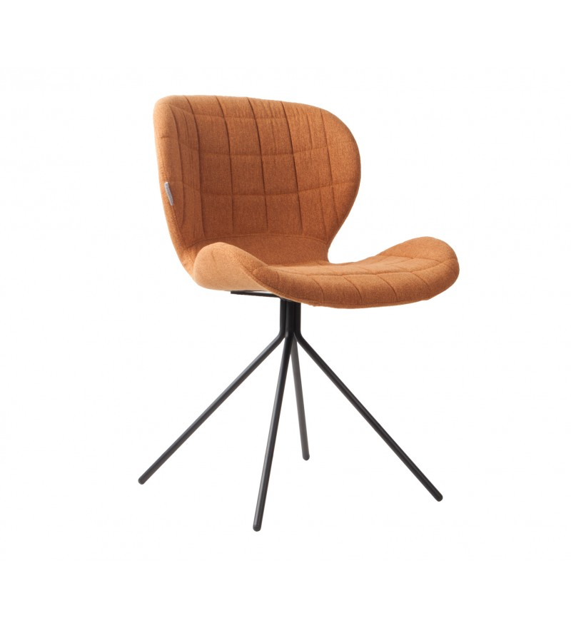 Krzesło OMG karmelowe Zuiver
