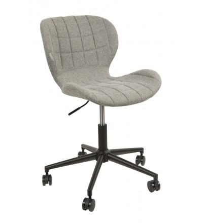Krzesło biurowe OMG szare Zuiver