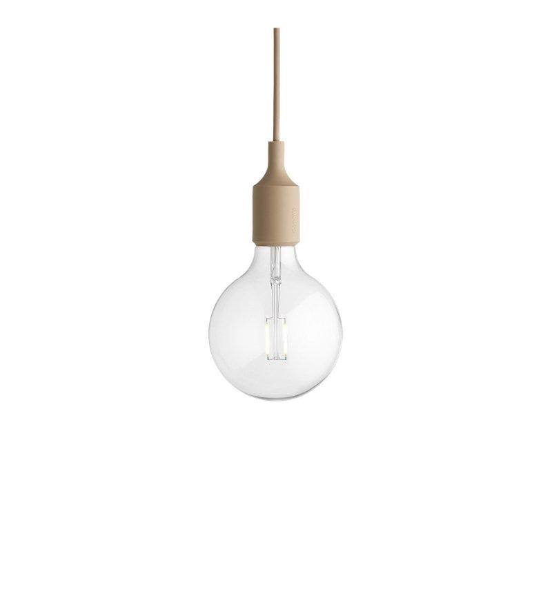 Lampa E27 LED Muuto - cielista
