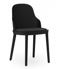 Krzesło tapicerowane ALLEZ PP Normann Copenhagen - różne kolory, Sunbrella-Canvas, na zewnątrz