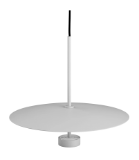 Lampa wisząca Reflection Bolia - szara