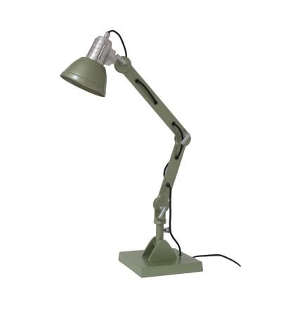Rustykalna lampa biurkowa Storebror