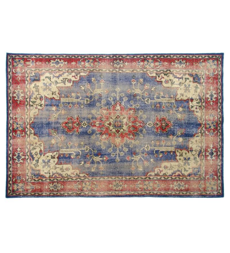 Orientalny przefarbowany dywan Storebror 180x280 cm