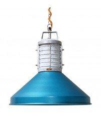 Rustykalna lampa industrialna Storebror